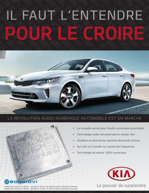 Optima Sell Sheet French